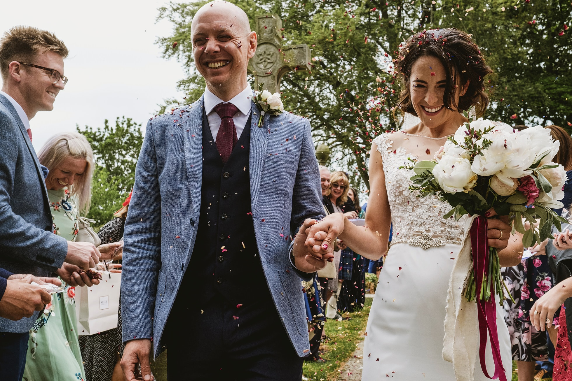 Reportage Leeds Wedding Photographer