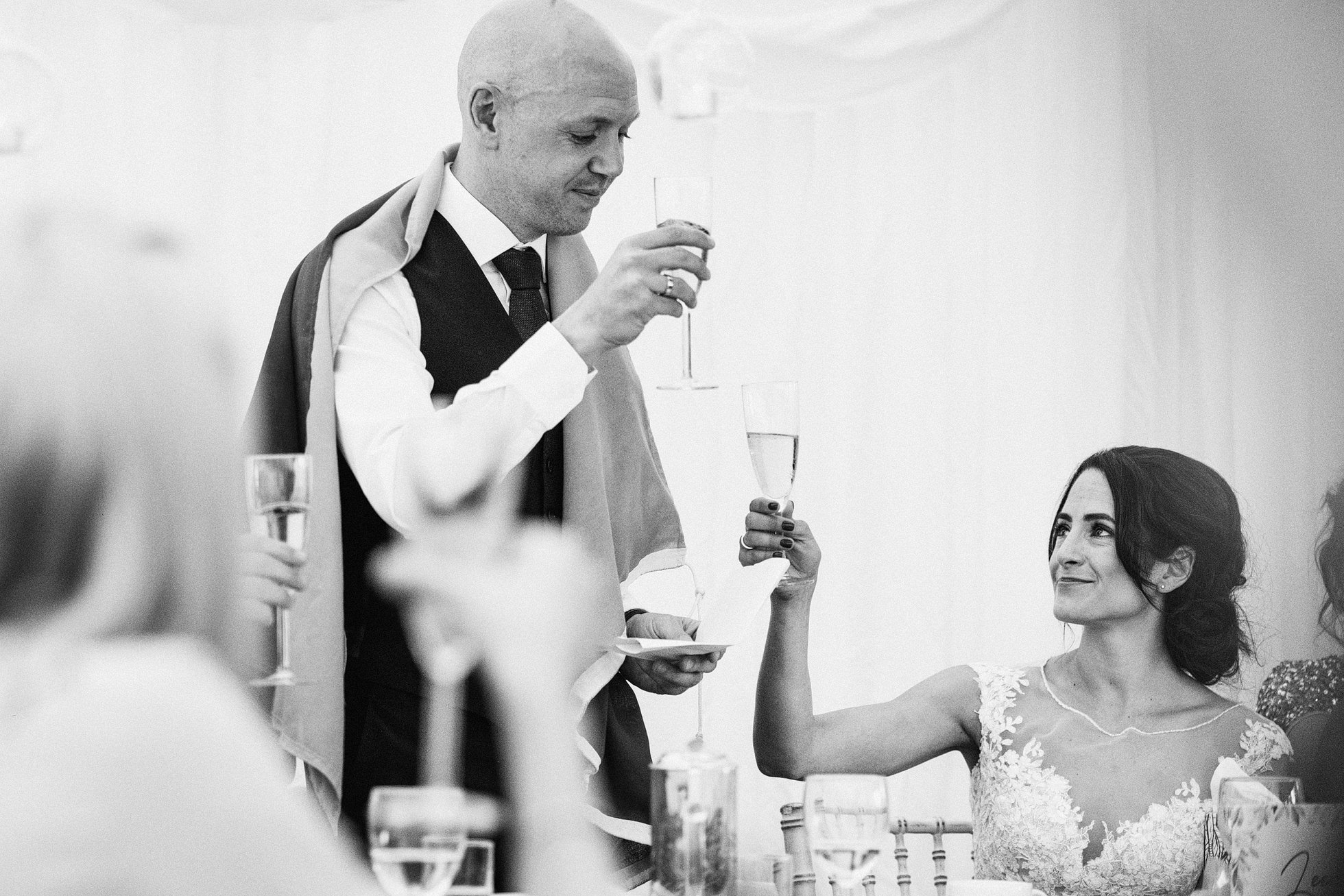 Leathley Village Hall Leeds wedding photography