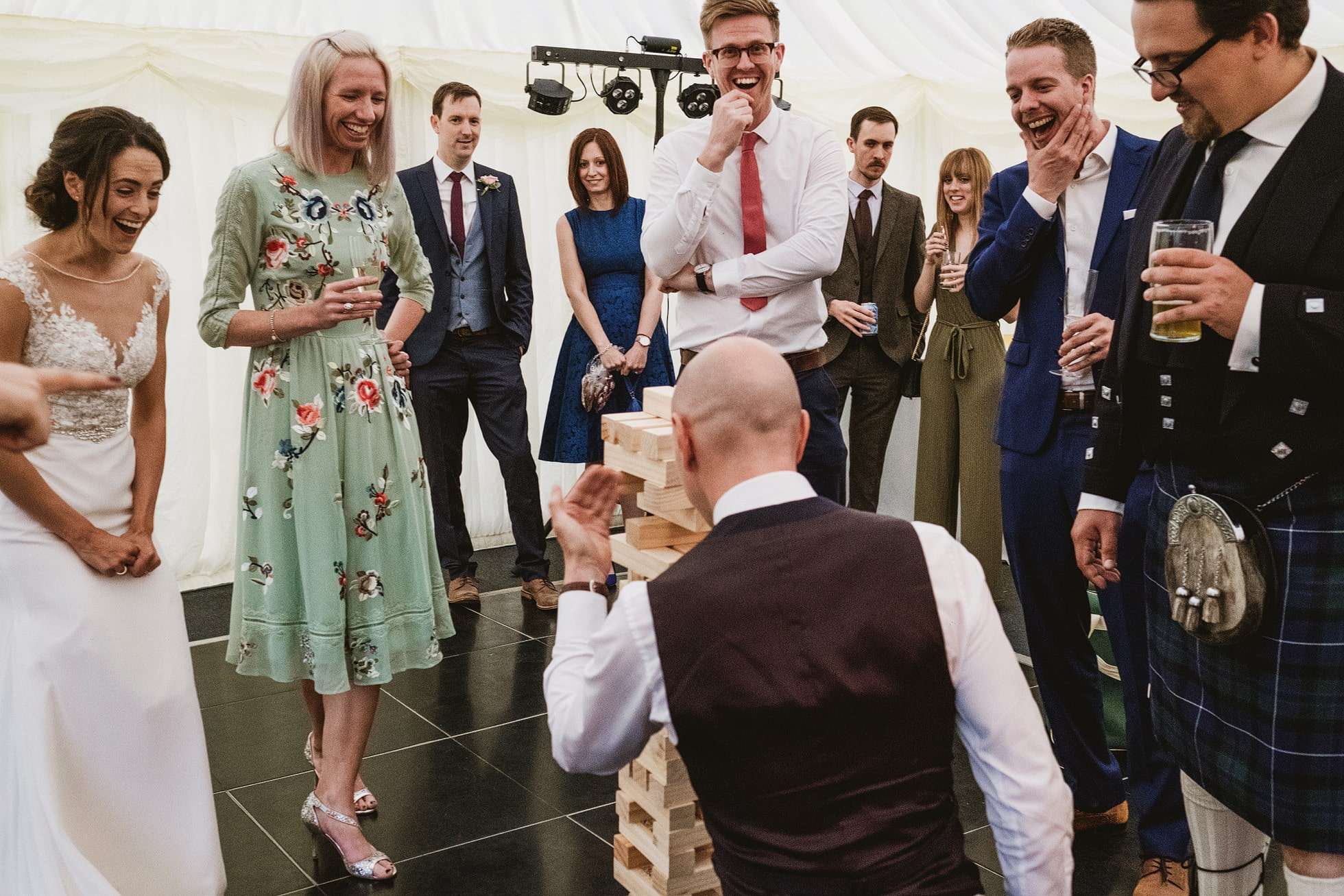 Reportage Leeds Wedding Photography