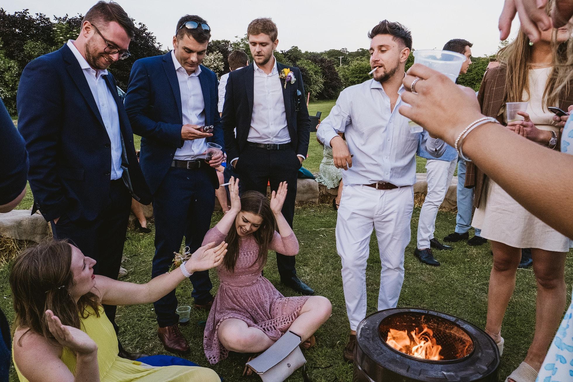 Outdoor Candid Wedding Photographers