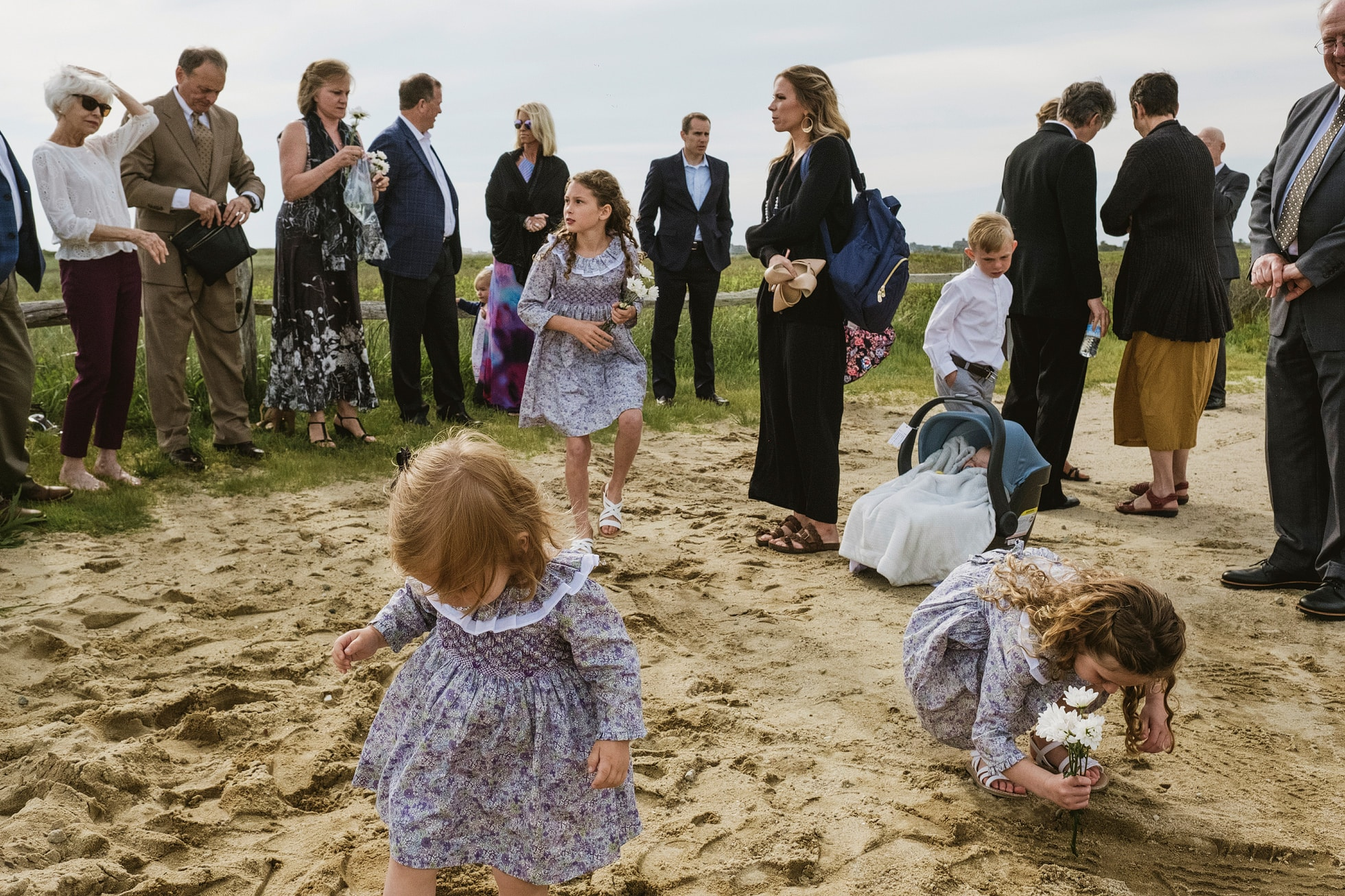 Nantucket Documentary Wedding Photography