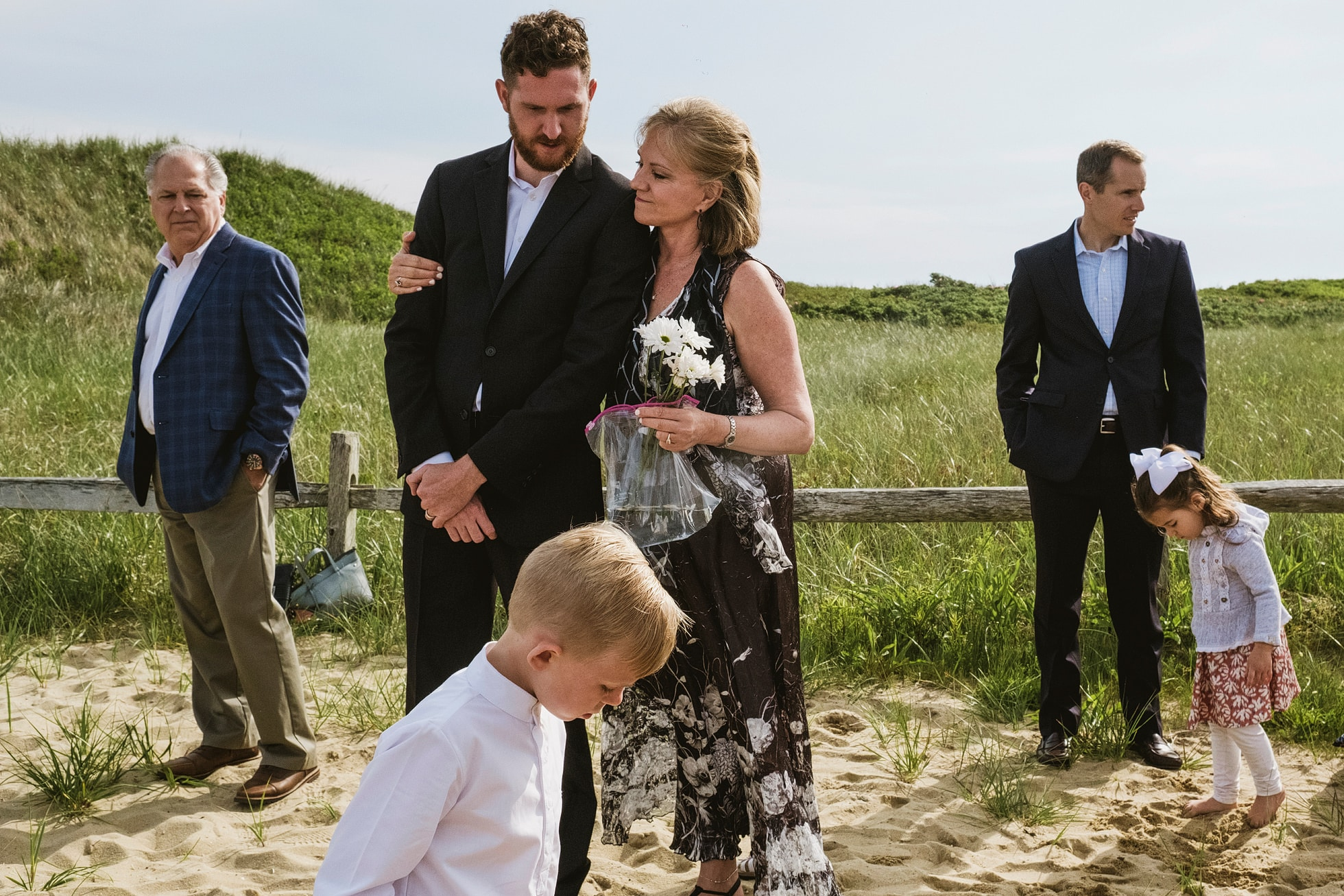 Nantucket Documentary Wedding Photographers