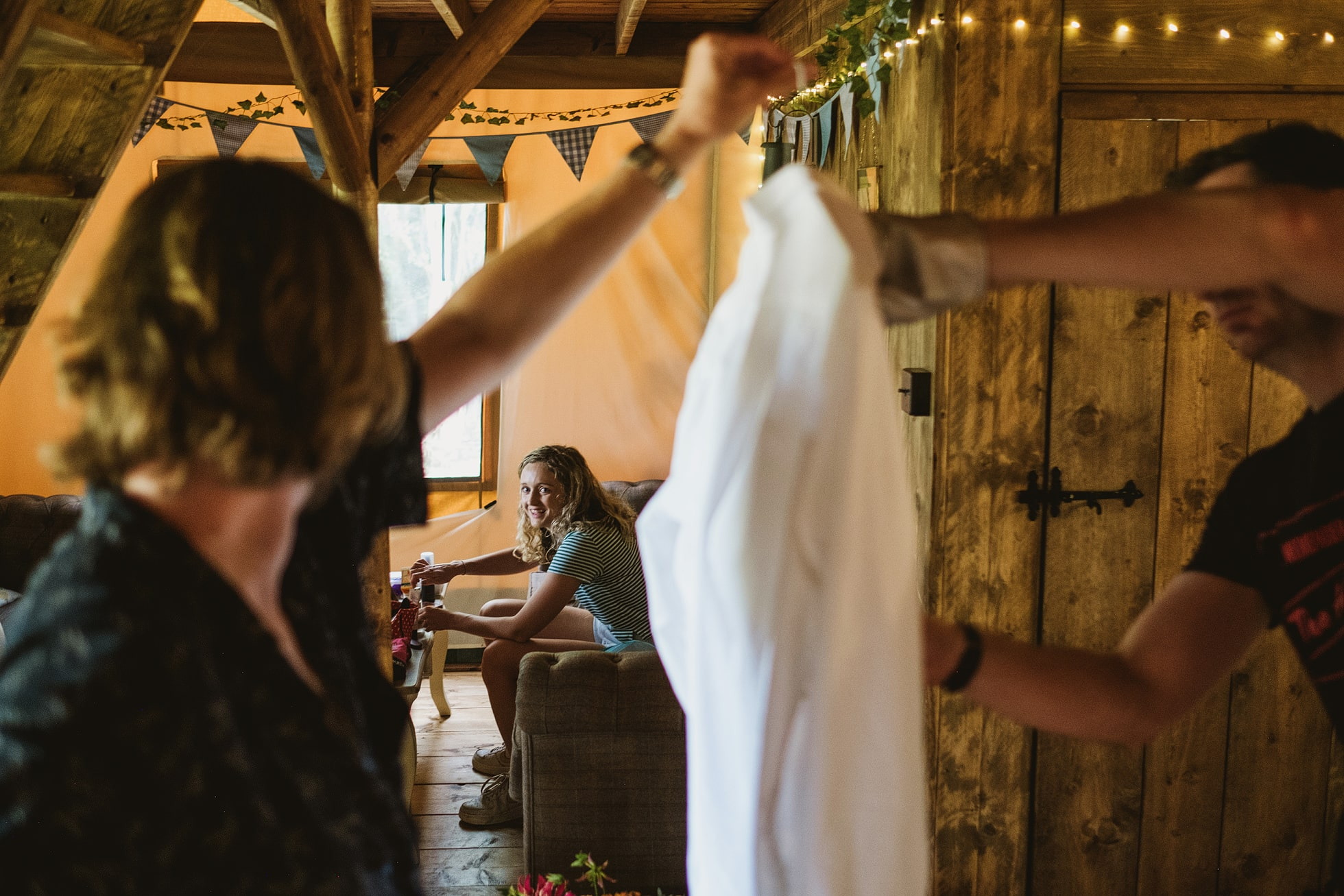 White House Farm Nature Reserve Wedding Photography