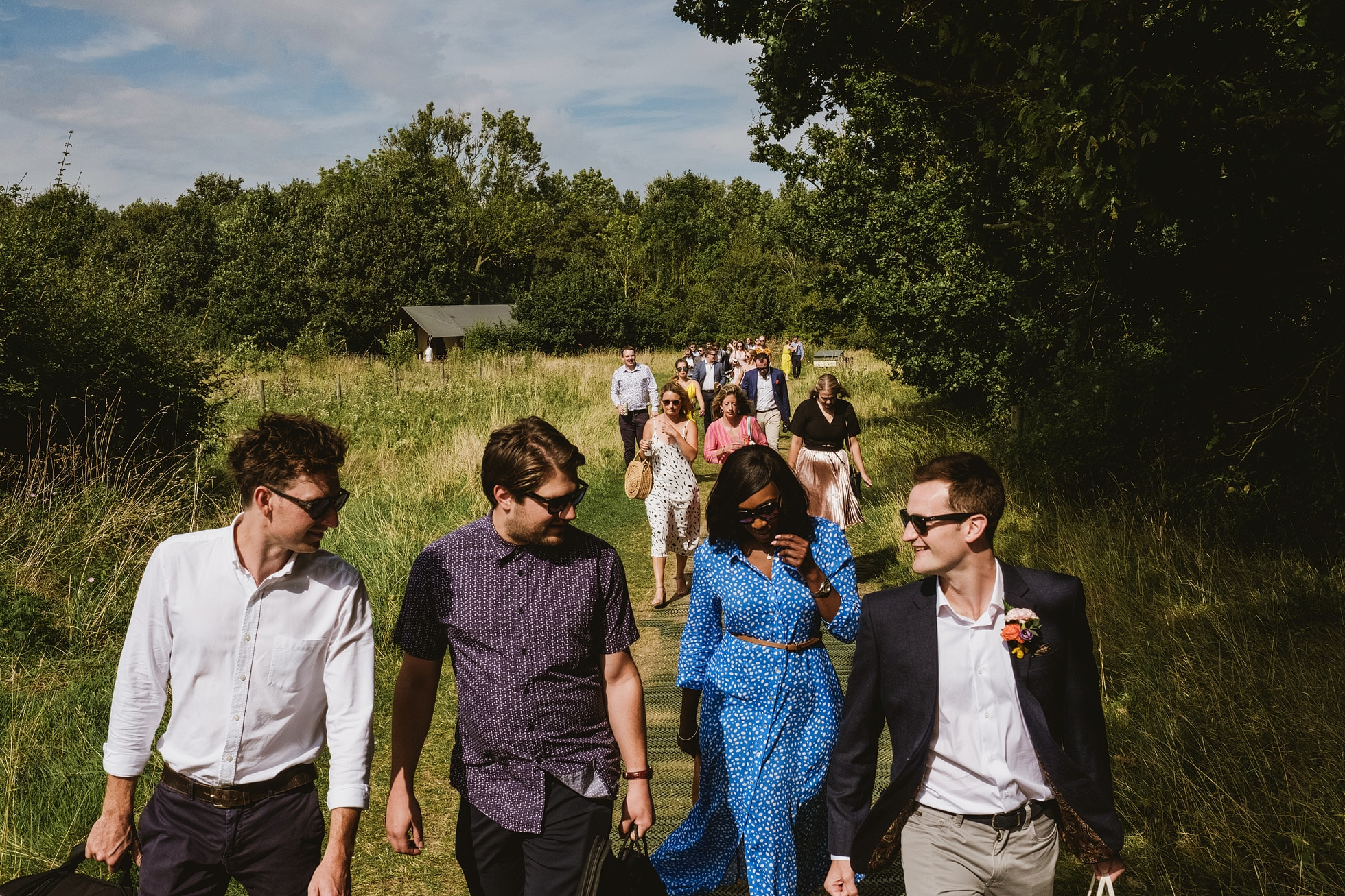 White House Farm Nature Reserve Wedding Photographer