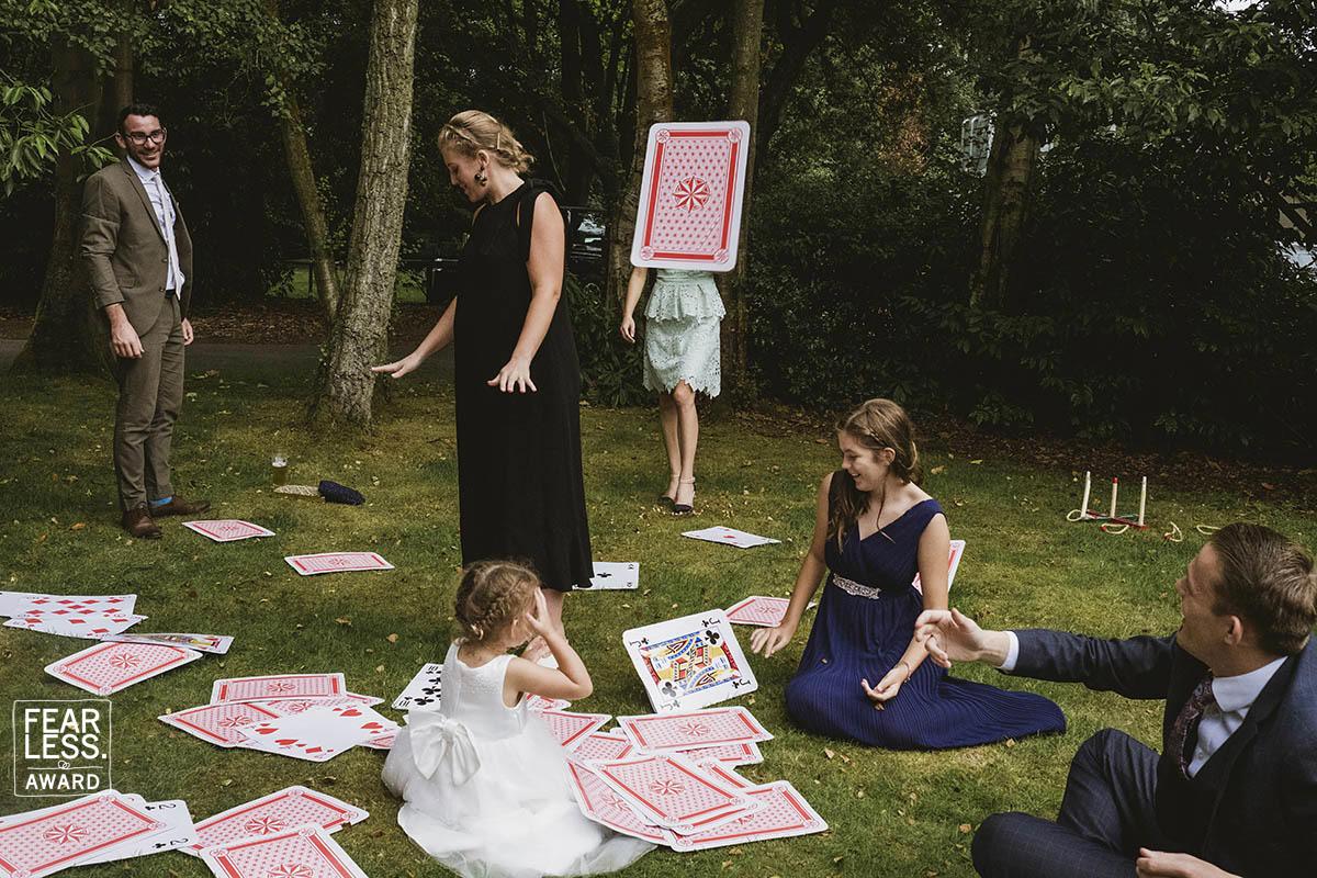 Fearless Award Winning Documentary Wedding Photography