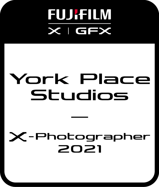 Fujifilm X-Photographers -documentary wedding photographers York Place Studios
