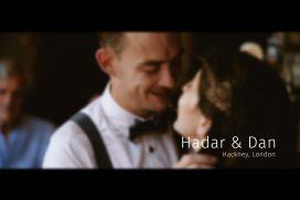 hackney london Wedding video