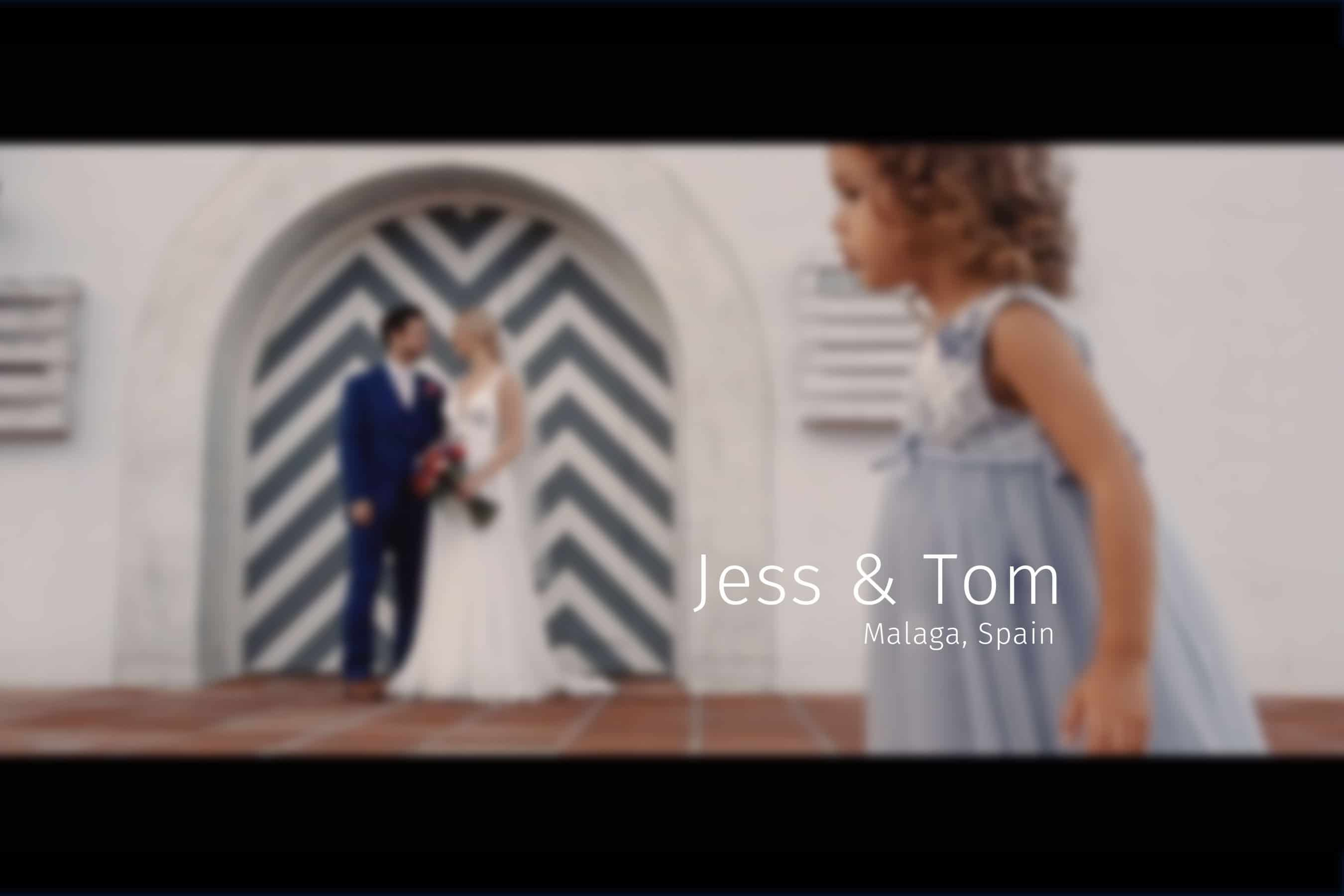 Malaga Wedding Video