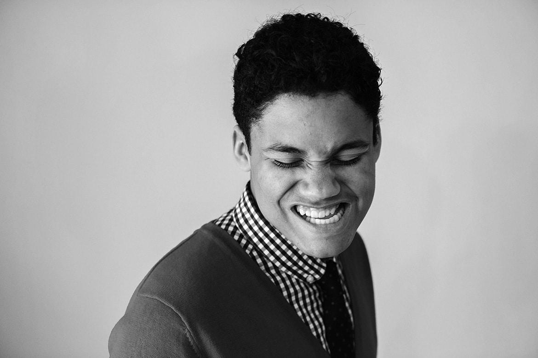 Actor's portrait - Adain Bradley