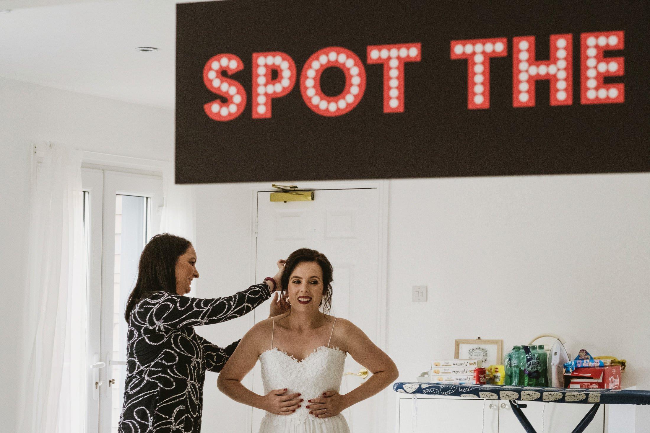 Spot the Bride