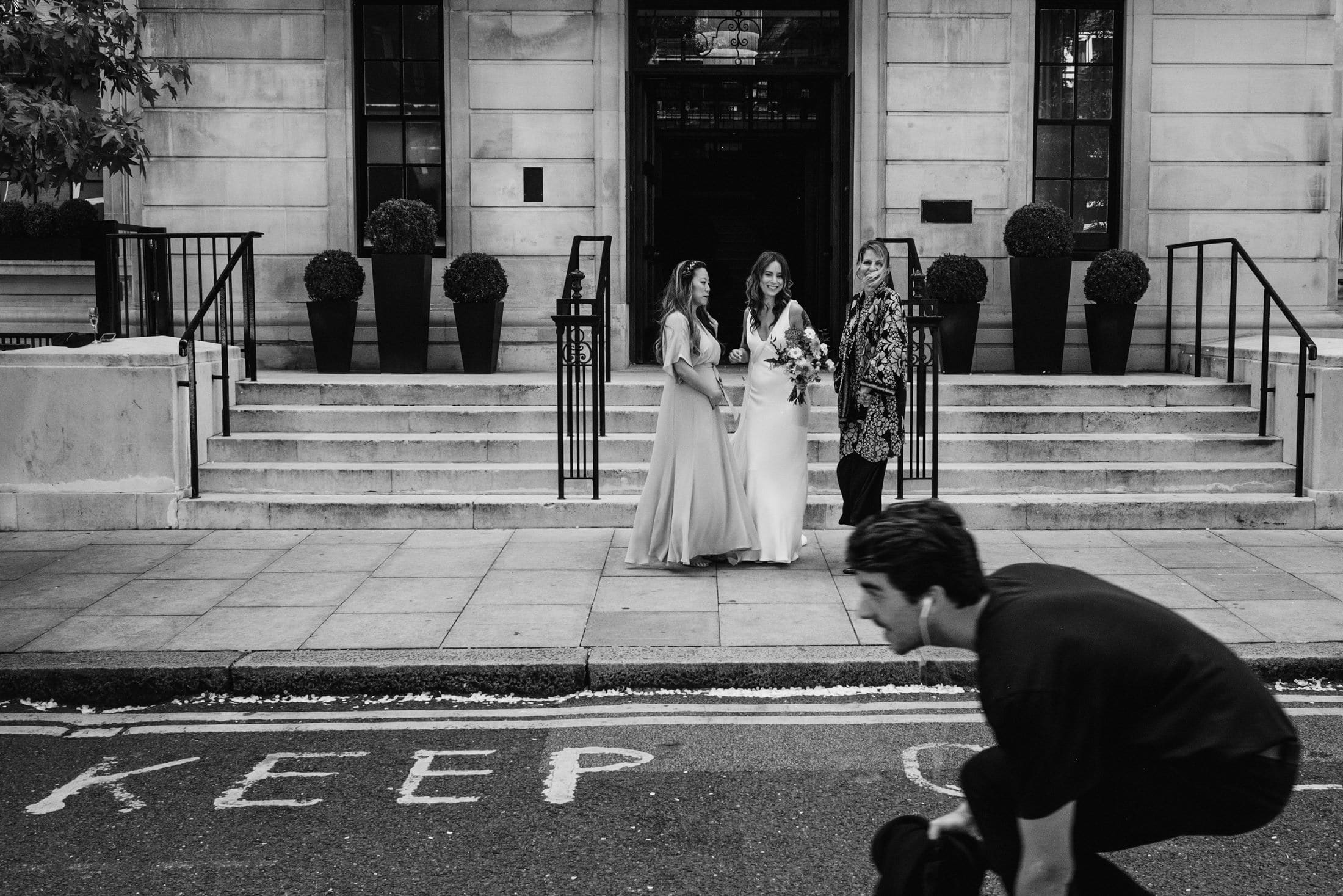 Town Hall Hotel London Reportage Wedding Photography