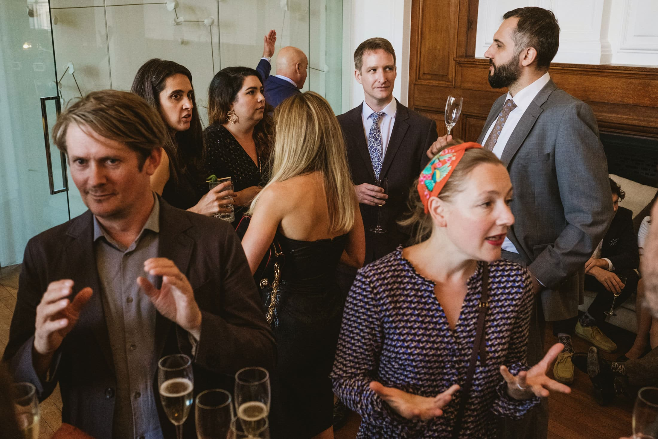 Town Hall Hotel London Reportage Wedding Photographer