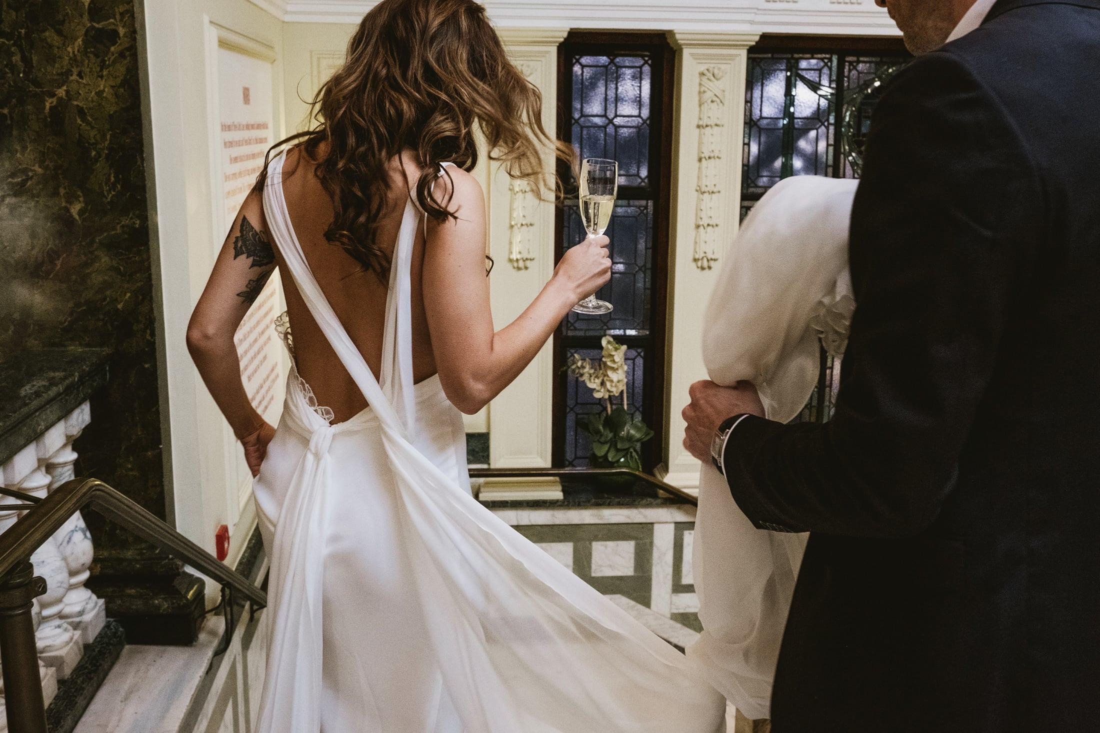 Town Hall Hotel London Documentary Wedding Photographers
