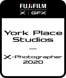 Fujifilm X-Photographers York Place Studios