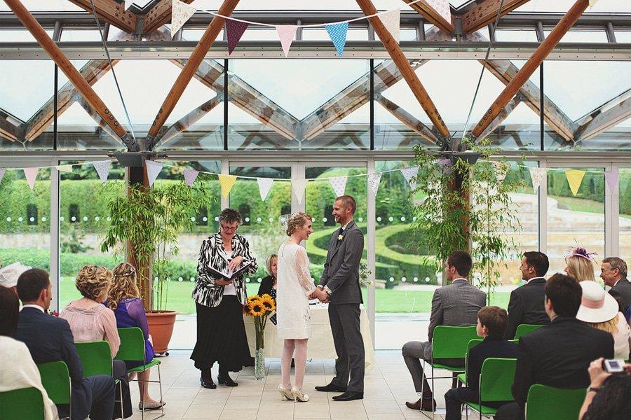 alnwick gardens ceremony