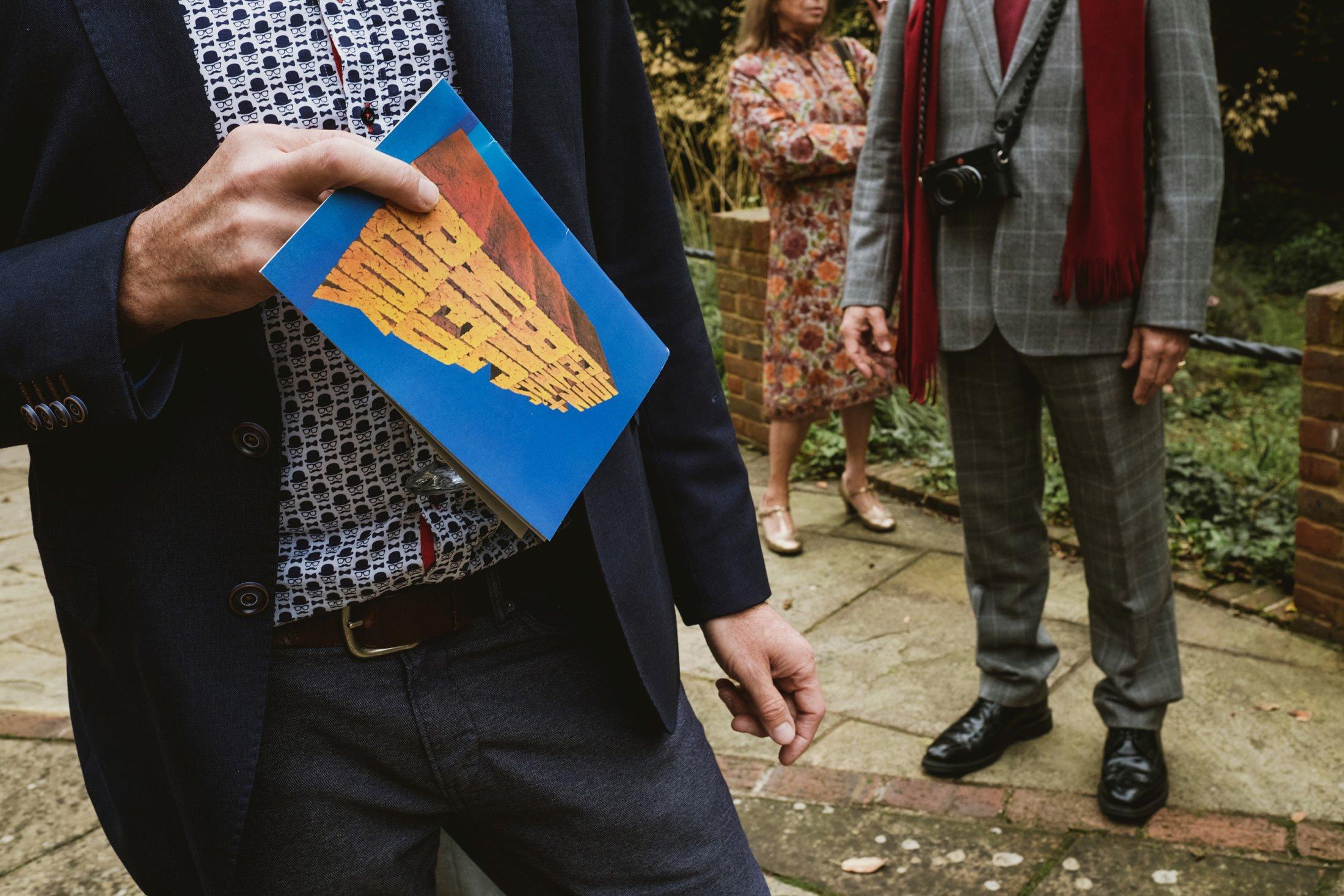 Monty Python wedding props